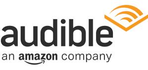 Audible logo (Amazon)