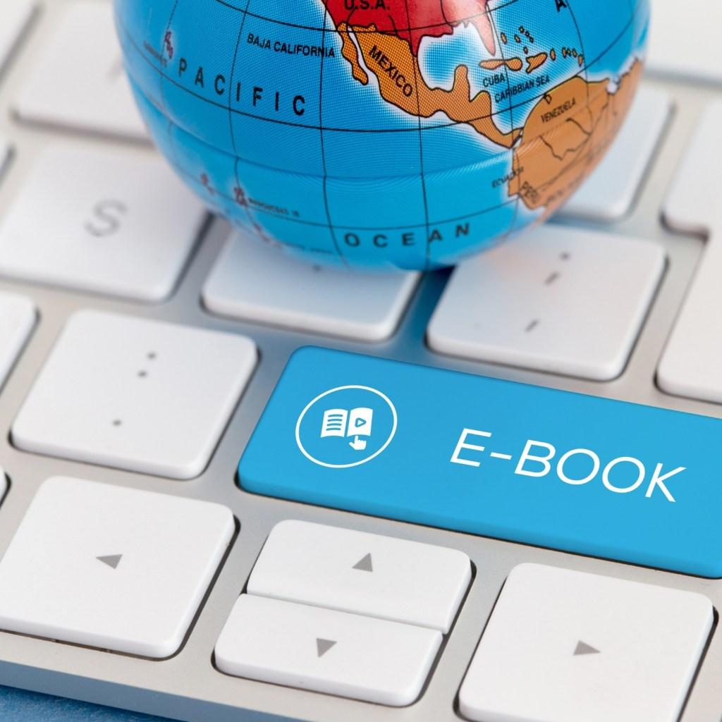 E-book   Who invented e-books?