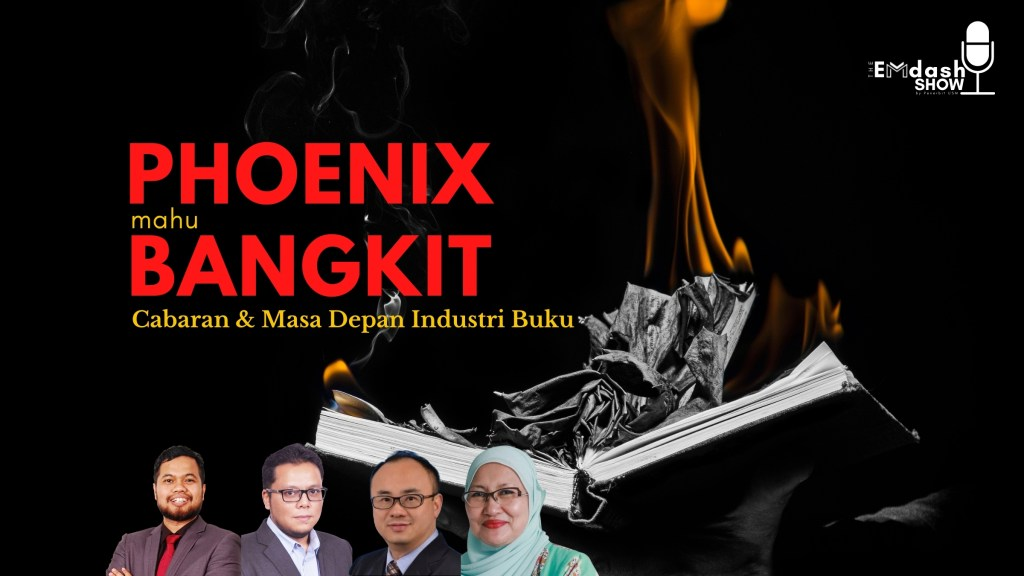 The Malaysian Book Industry: Will the Phoenix Rise from the Ashes?