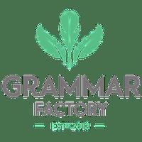 Grammar Factory Publishing logo