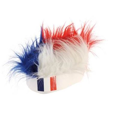 Coiffe supporter france