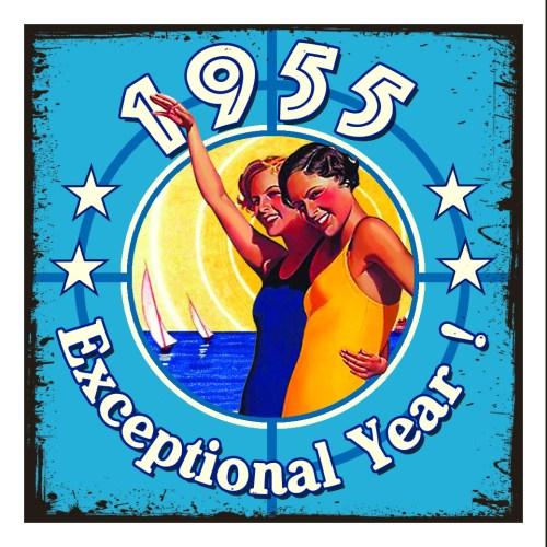 badge 1955