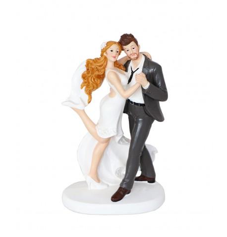 Couple dansant 18,8cm