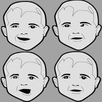 Omówienie hipotezy przyczyn powstawania krzywych uśmiechów i asymetrii twarzy – Forrest Maready