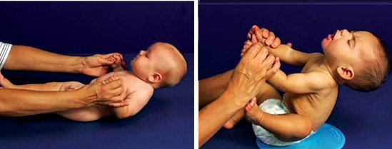 Typowy i nietypowy rozwój 6-miesięcznego dziecka - Podciągnięcie Do Pozycji Siedzącej
