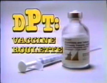 Szczepionka DTP - Szczepionkowa Ruletka