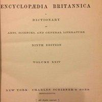 Termin Szczepienia w 9 wydaniu Encyklopedii Britannica – Dr Charles Creighton