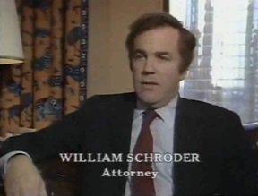 William Schroder (prawnik)