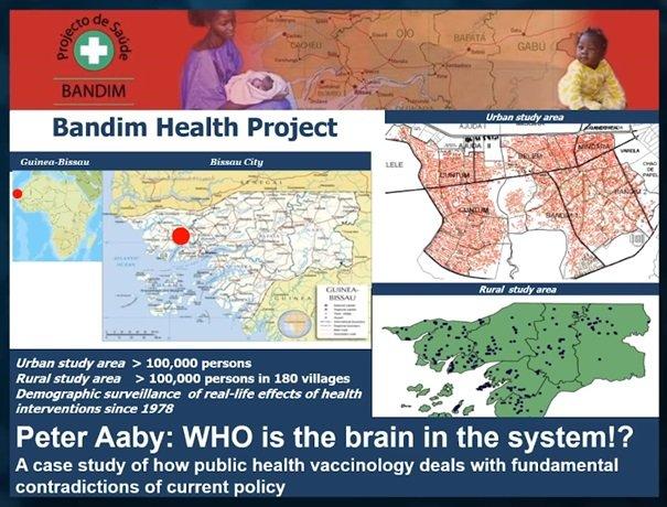 WHO jest mózgiem tego systemu.