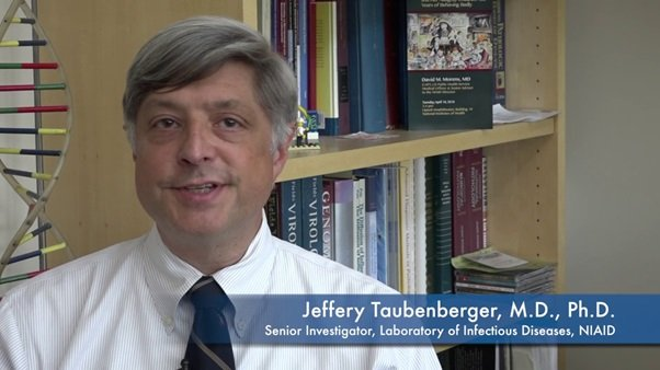 dr med. Jeffery Taubenberger