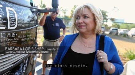 Barbara Loe Fisher - wyszczepieni 2