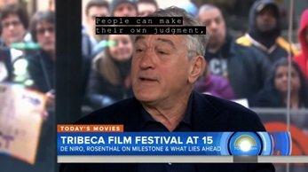 Robert De Niro - Wyszczepieni II – Historie ludzi