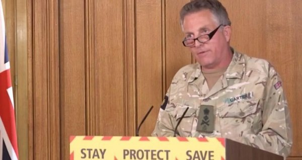 77 Brygada - generał Nick Carter