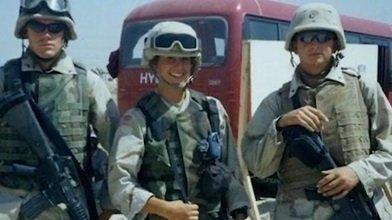 Erin zaciągnęła się do armii w wieku 17 lat