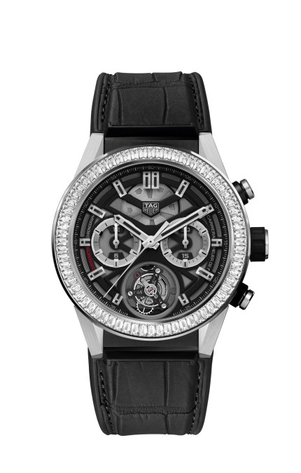 TAG HEUER CARRERA HEUER 02-T DIAMANTS BAGUETTE (1) (1)