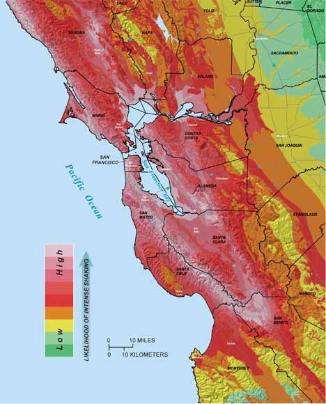 San Francisco Earthquake Preparedness San Francisco Real Estate Blog