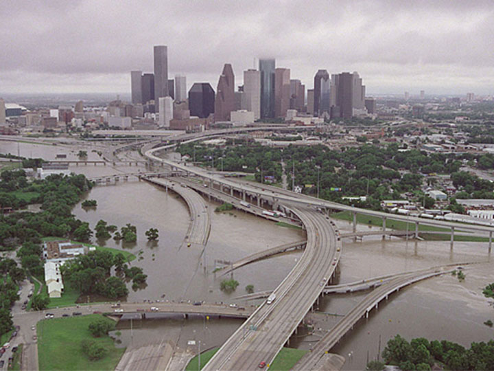 Houston after Ike