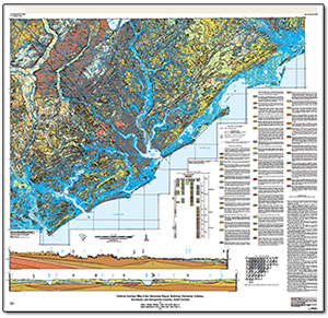USGS Open File Report 20131030 Surficial Geologic Map Of