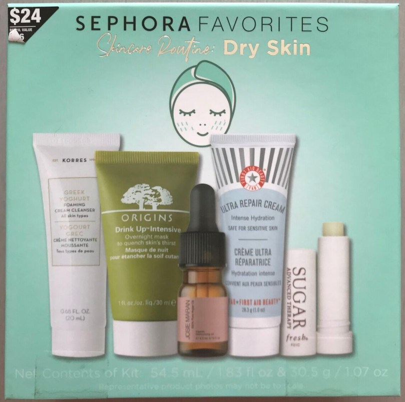 Sephora Favorites | Dry Skin