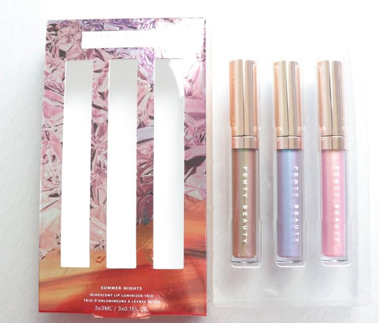 Fenty Beauty Lip Luminizer Trio