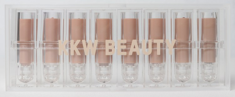 KKW Beauty Creme Lipstick Set