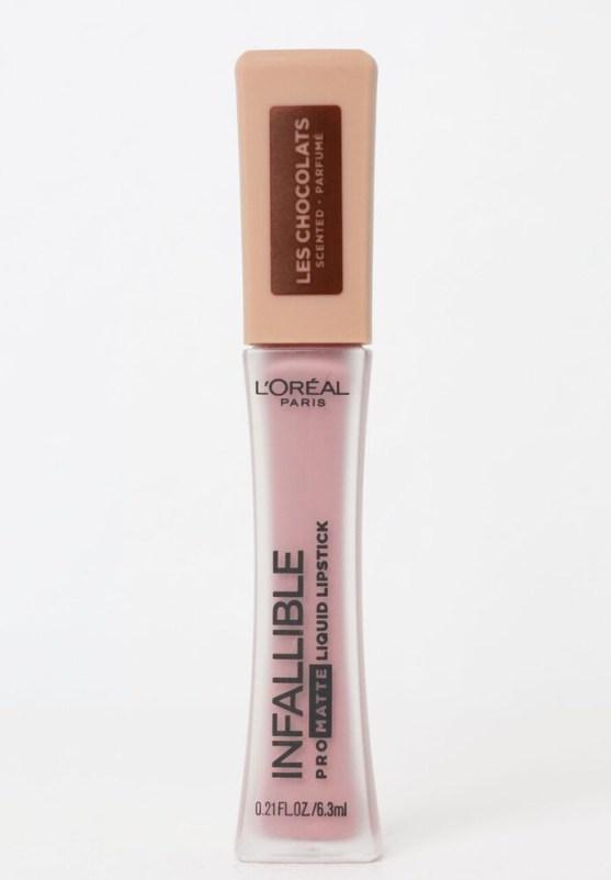 Loreal Infallible Pro Matte Scented liquid Lipsticks - Bittersweet