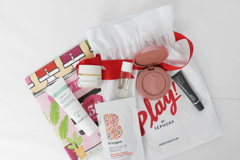 Play! by Sephora- July 2018