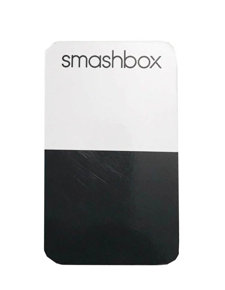 Smashbox Be Legendary Neutral Lip Palette Mixing Card