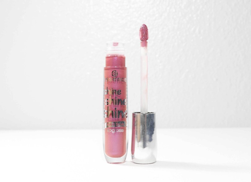 Essence Shine Shine Shine Lip Gloss 'For A Night Out'