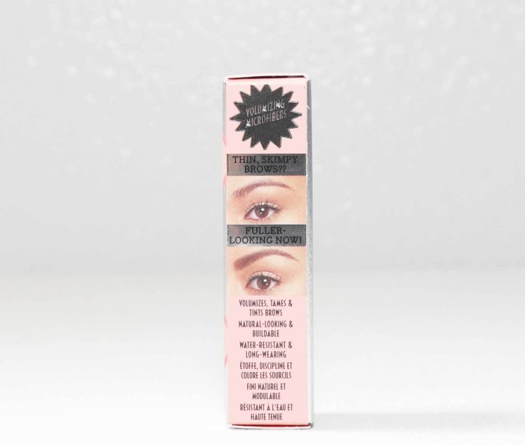 Benefit Gimme Brow Volumizing Eyebrow Gel in Deep (05)