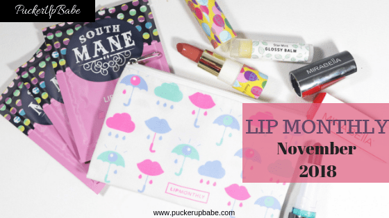 Lip Monthly November 2018