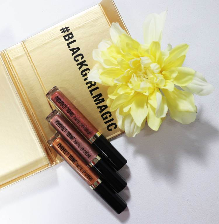 Black Radiance Precious Metals Lip Kit