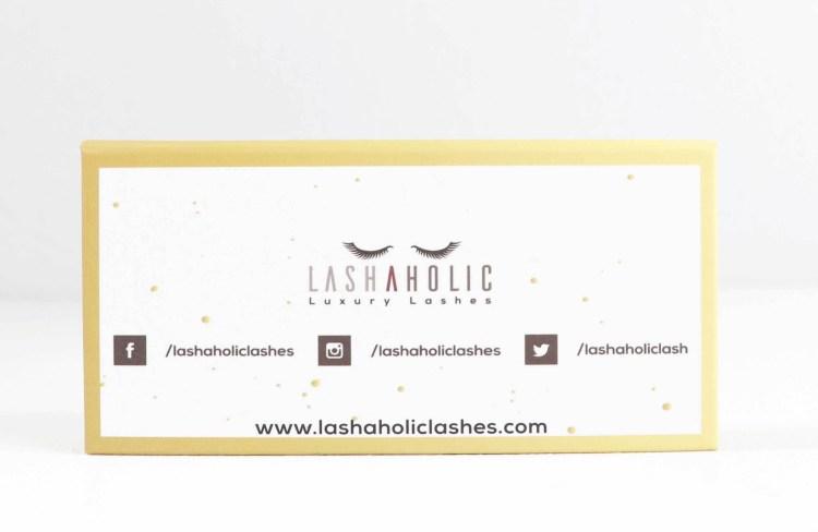 Lashaholic Lashes Instaglam False Eyelashes | PuckerUpBabe