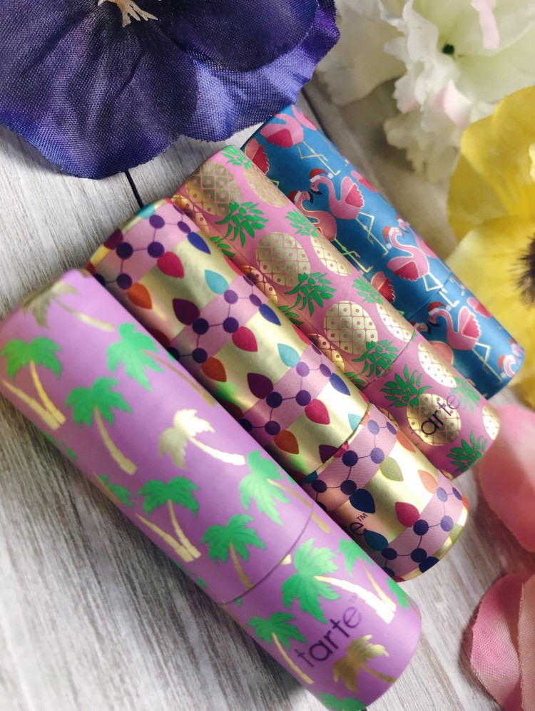 Tarte Quench Squad Hydrating Lip Set