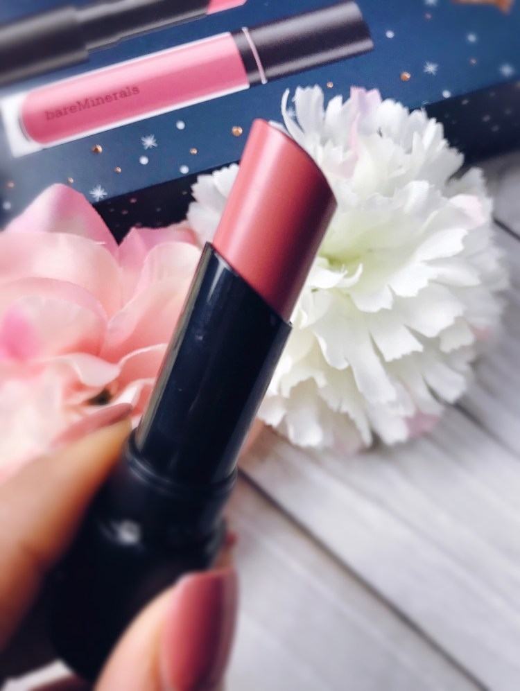 bareMinerals GEN NUDE Radiant Lipstick in XOX
