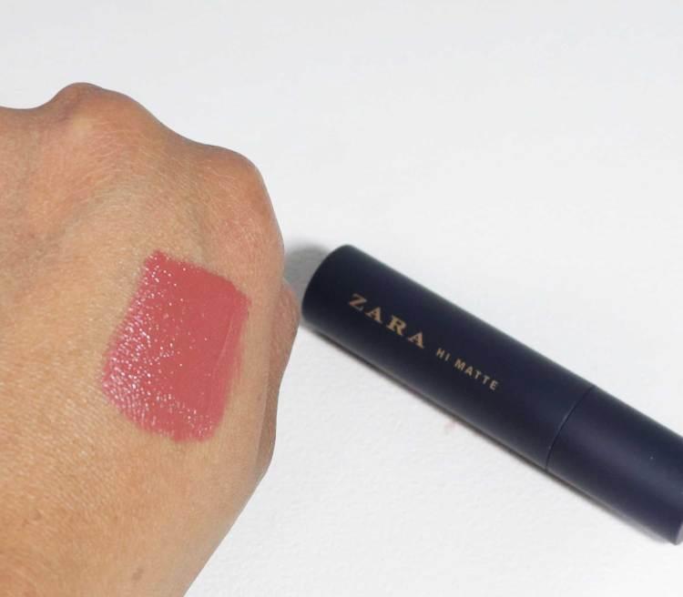 Zara Hi Matte Liquid Lipstick M11