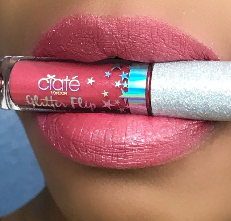 Ciate London Glitter Flip Duo Infamous Holographic