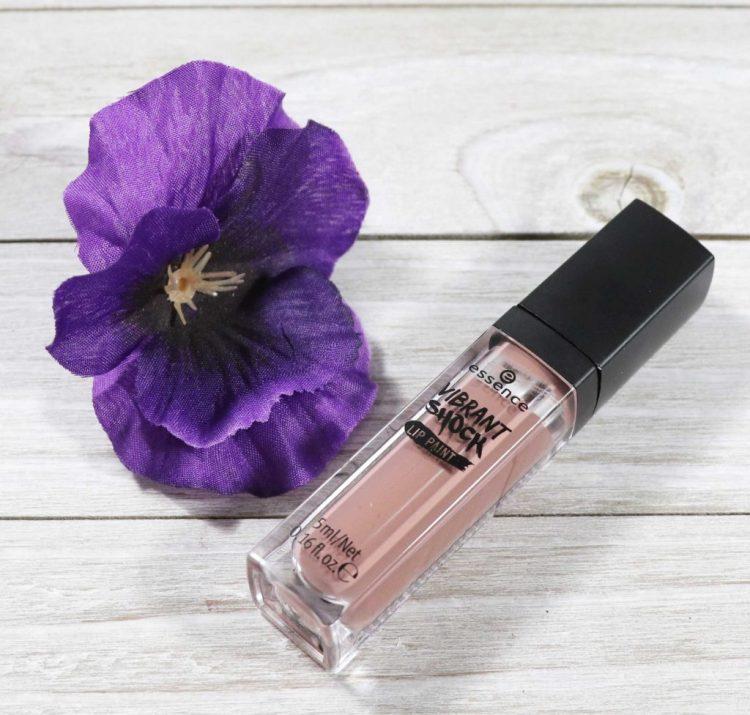 Essence Vibrant Shock Lip Paint in Voyeur