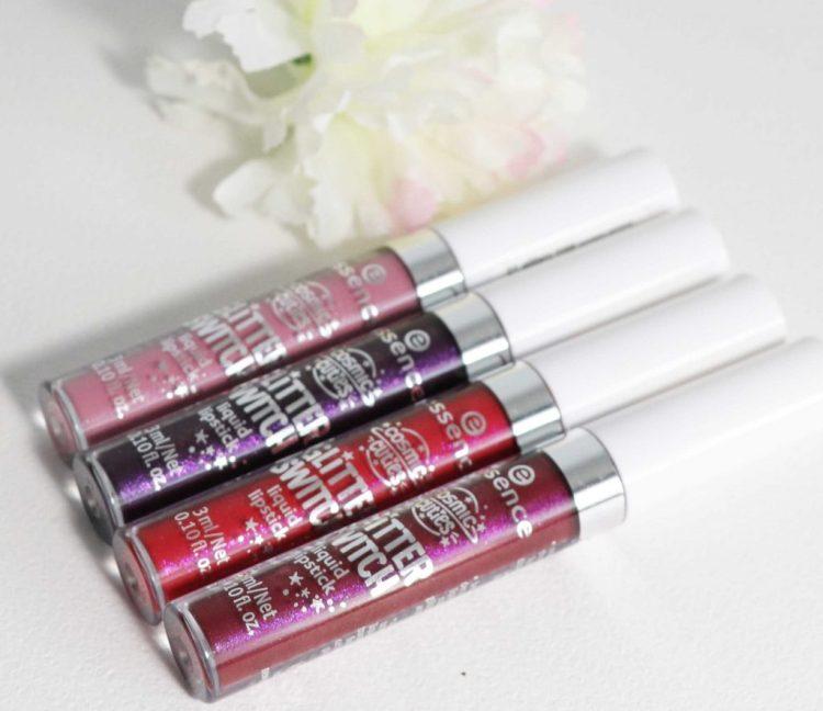 Essence Cosmic Cuties Glitter Switch Liquid Lipsticks
