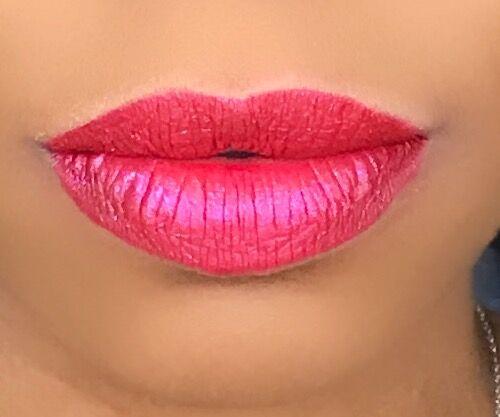 Essence Cosmic Cuties Glitter Switch Liquid Lipstick in Dazzling Pink
