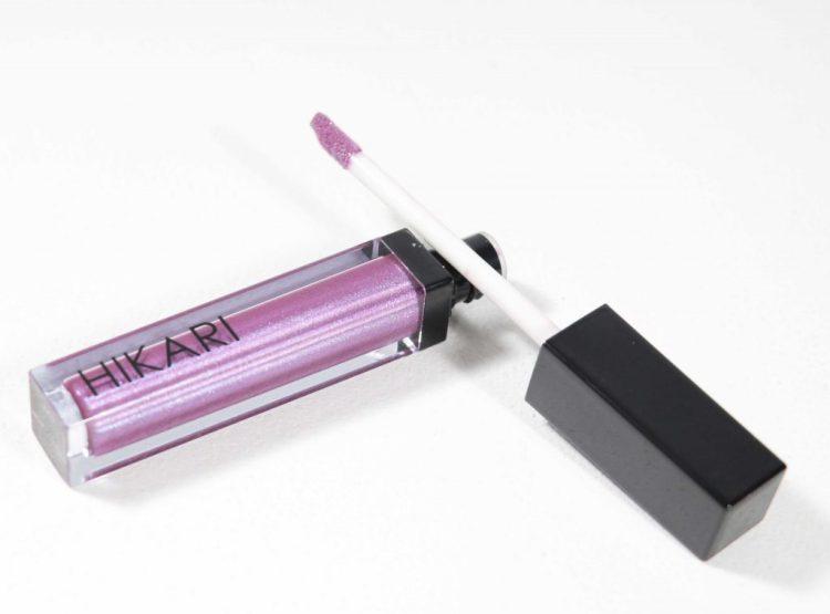 Hikari Iridescent Lip Gloss in Luna