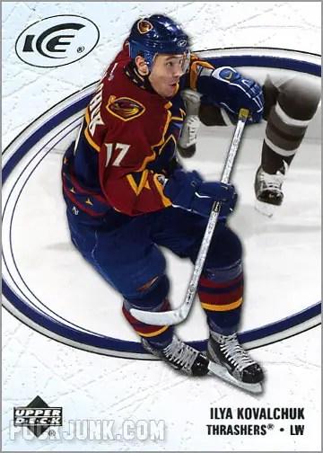 2005-06 Upper Deck Ice #5 - Ilya Kovalchuk