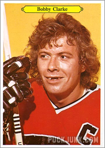 1980-81 OPC Super Photos #16 - Bobby Clarke
