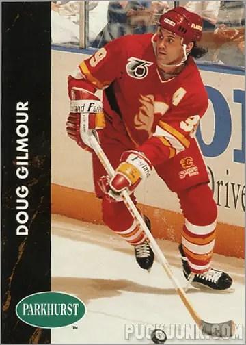1991-92 Parkhurst #26 - Doug Gilmour