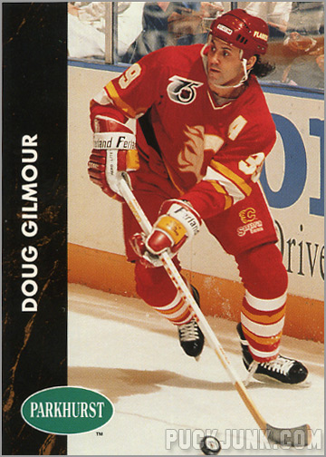 Review: 1991-92 Parkhurst Hockey