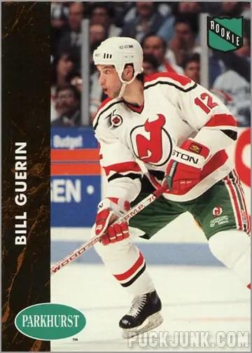 1991-92 Parkhurst #453 - Bill Guerin
