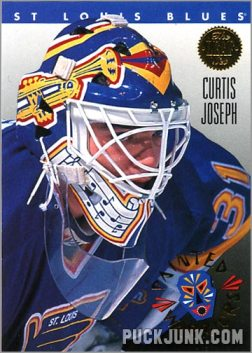 1992-93 Leaf Painted Warriors Curtsi Joseph