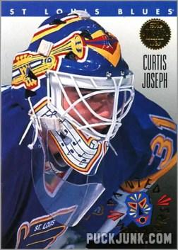 1992-93 Leaf Painted Warriors Curtsi Joseph