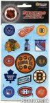 NHL Original Six stickers