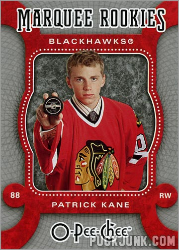 2007-08 O-Pee-Chee #518 - Patrick Kane